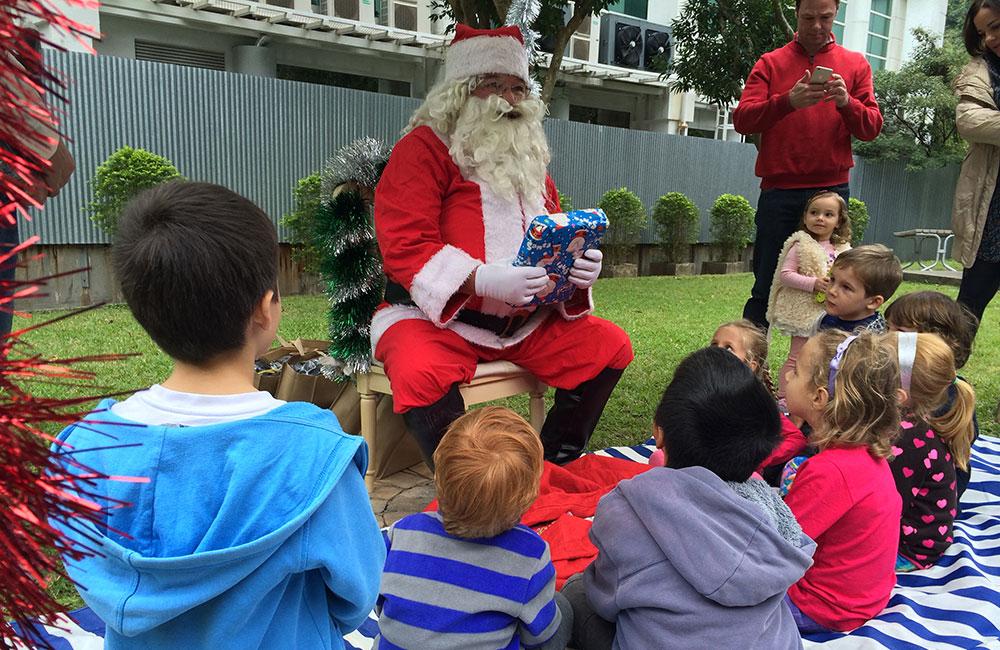The Australian Association of Hong Kong - Children\'s Christmas Party